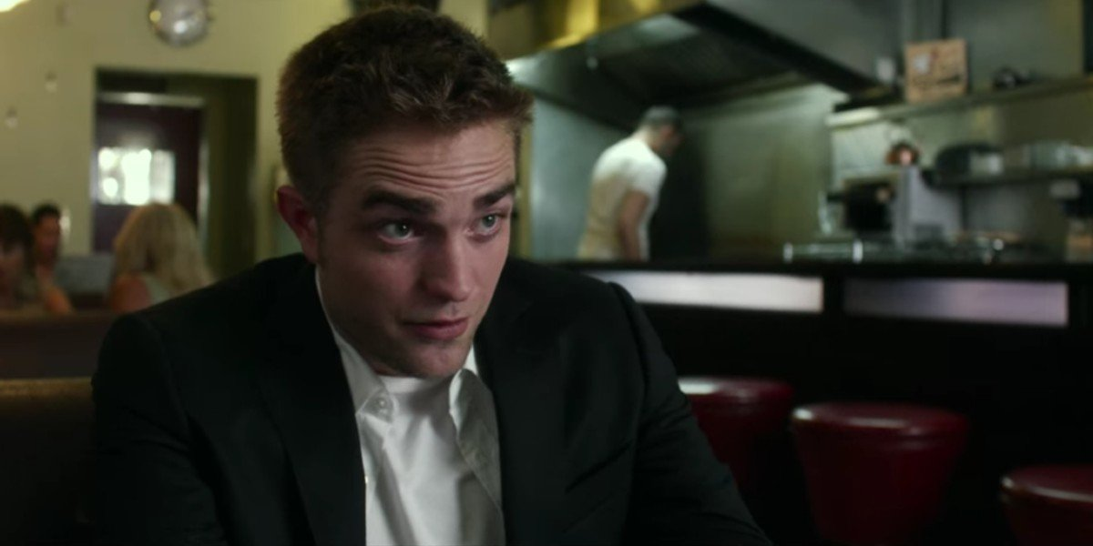 Robert Pattinson in  Map To The Stars