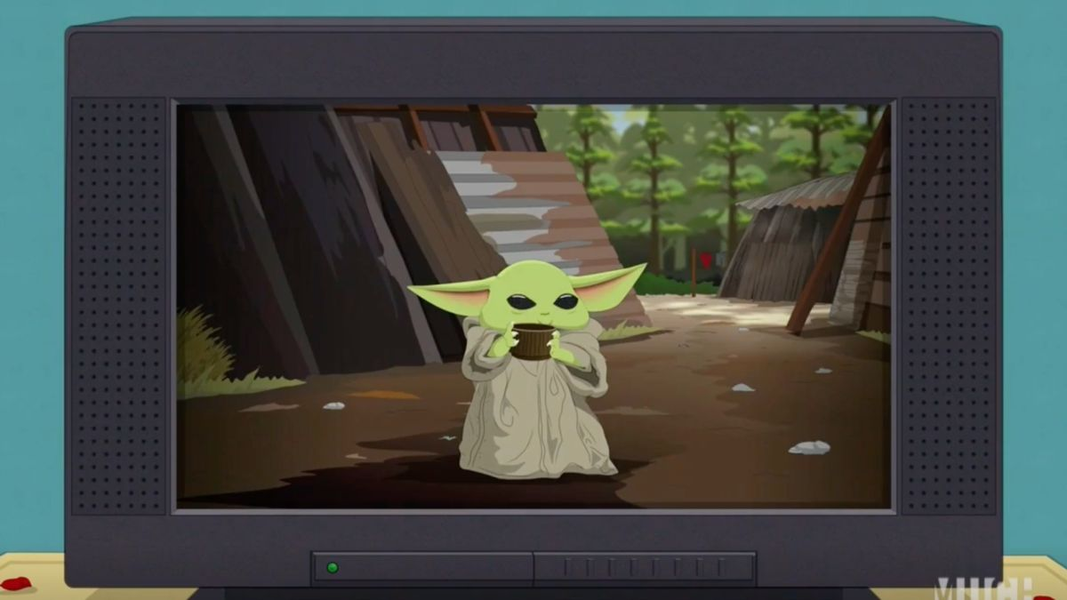 South Park mocks both Baby Yoda and Disney Plus in latest episode