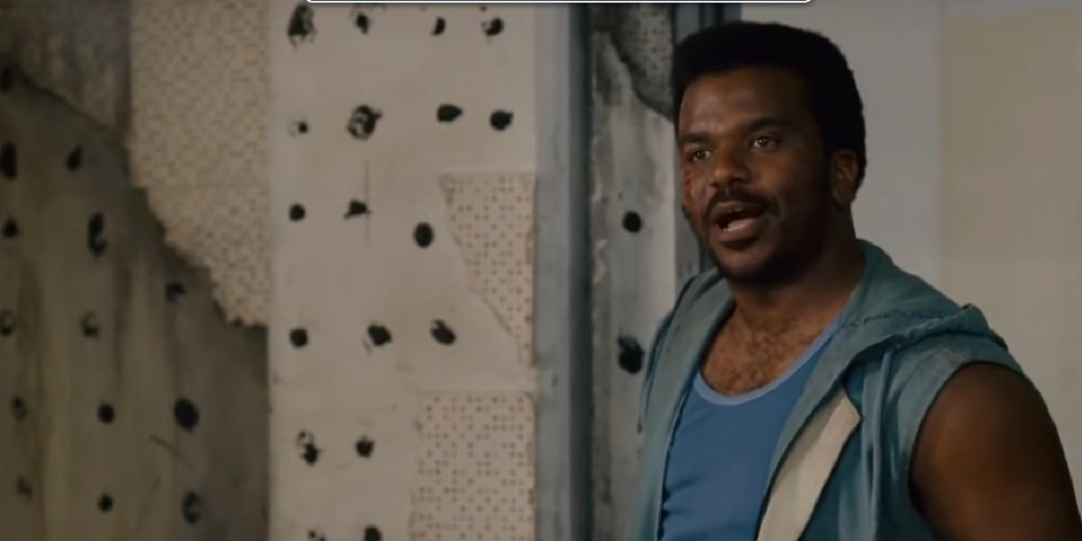 Craig Robinson in Pineapple Express