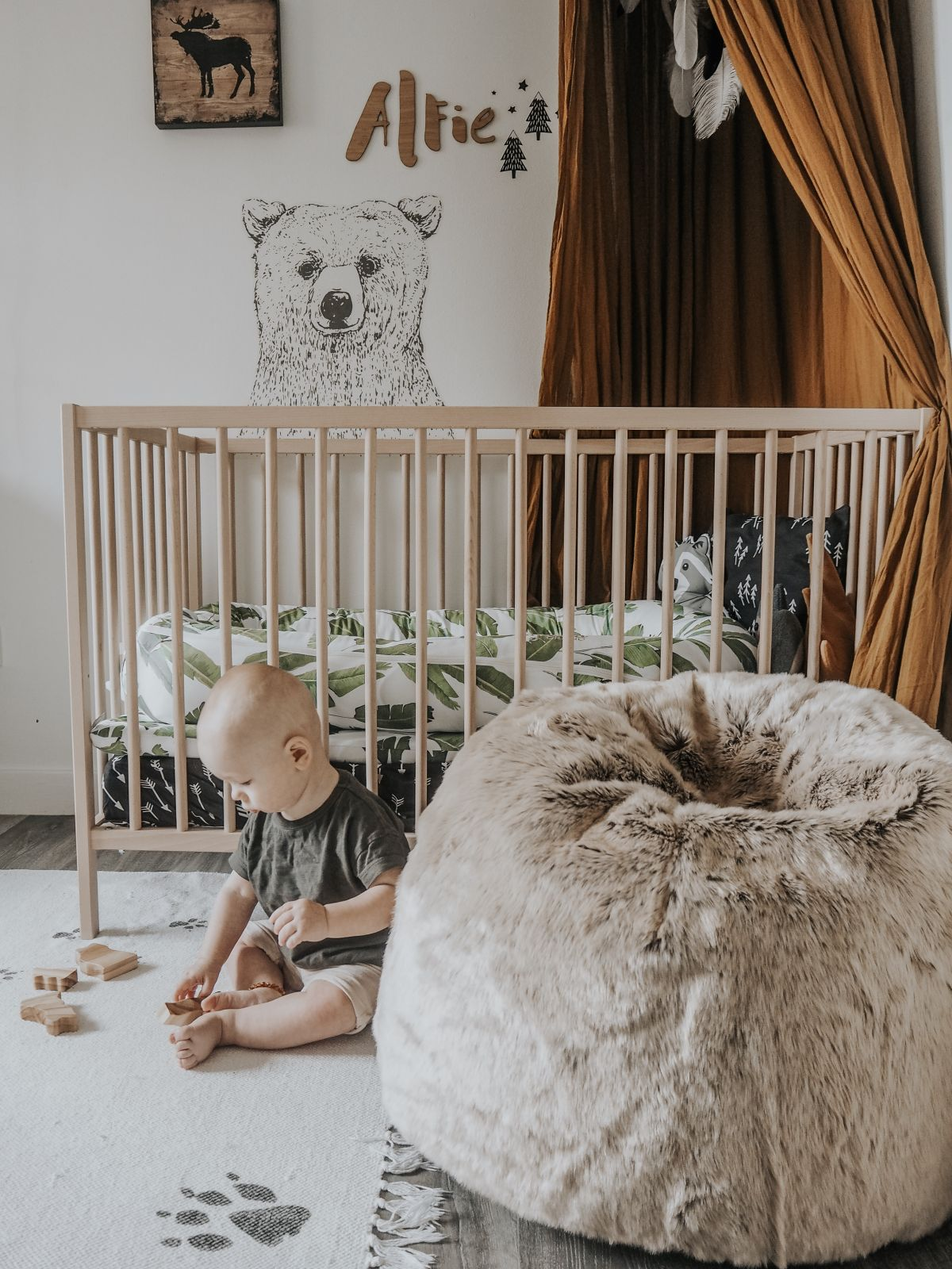 6 Gender Neutral Nursery Ideas To Create The Perfect Unisex Bedroom Real Homes
