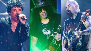 It's been another busy week in the world of rock, metal and prog – here are the stories that hit the headlines