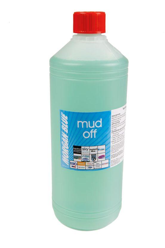 Morgan Blue mud off