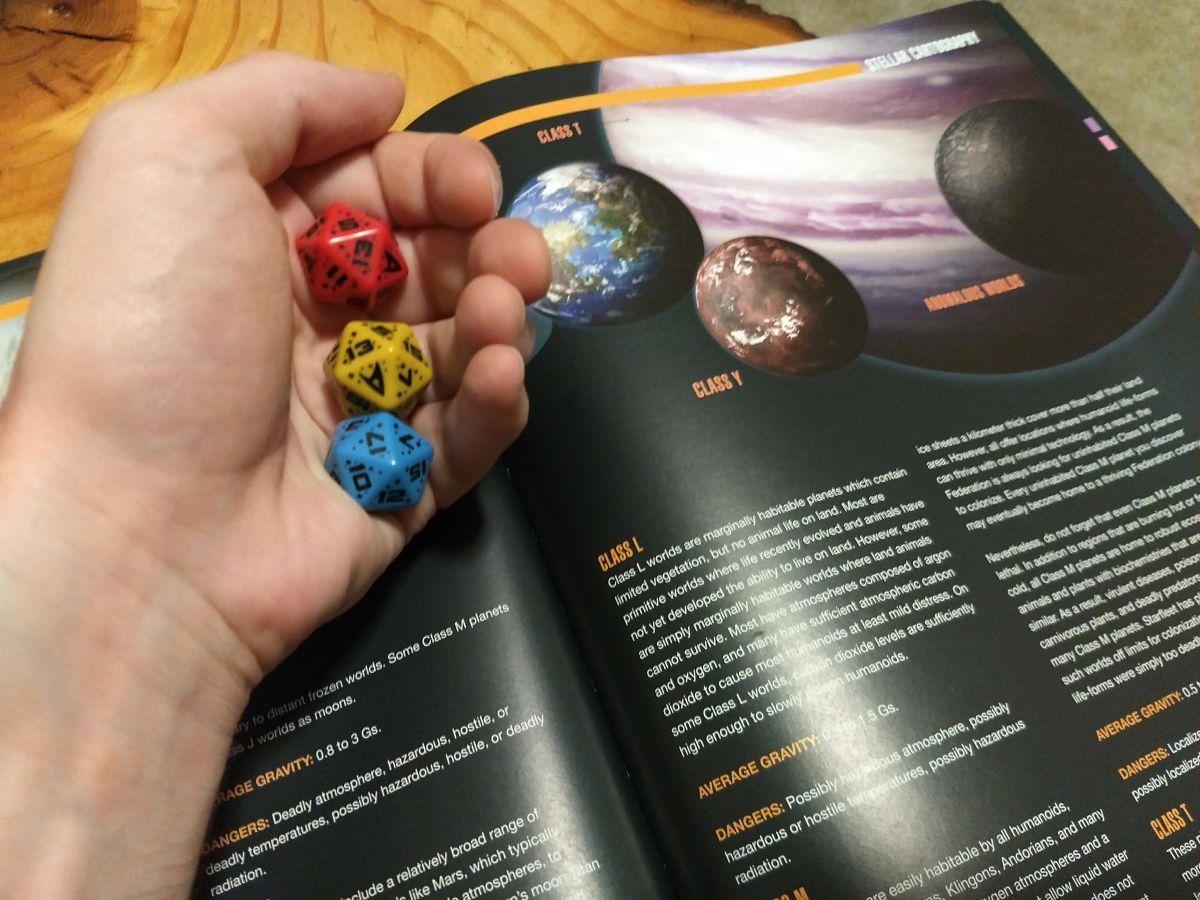 Star Trek Adventures' Is the Franchise's Best RPG Yet   Space