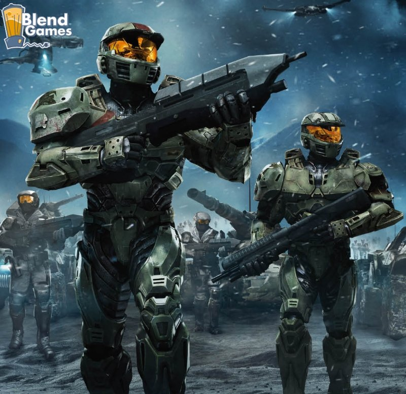 Halo Wars New Artwork And Wallpapers #4576