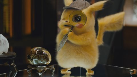 Image result for detective pikachu train