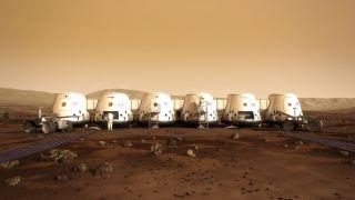 Mars One astronauts