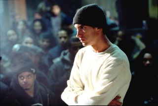 Marshal Mathers in 8 Mile.