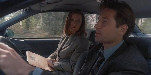 the x files pilot mulder and scully