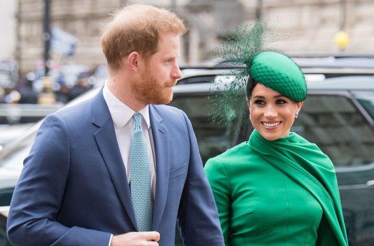 prince harry meghan markle iconic umbrella photo circumstances revealed