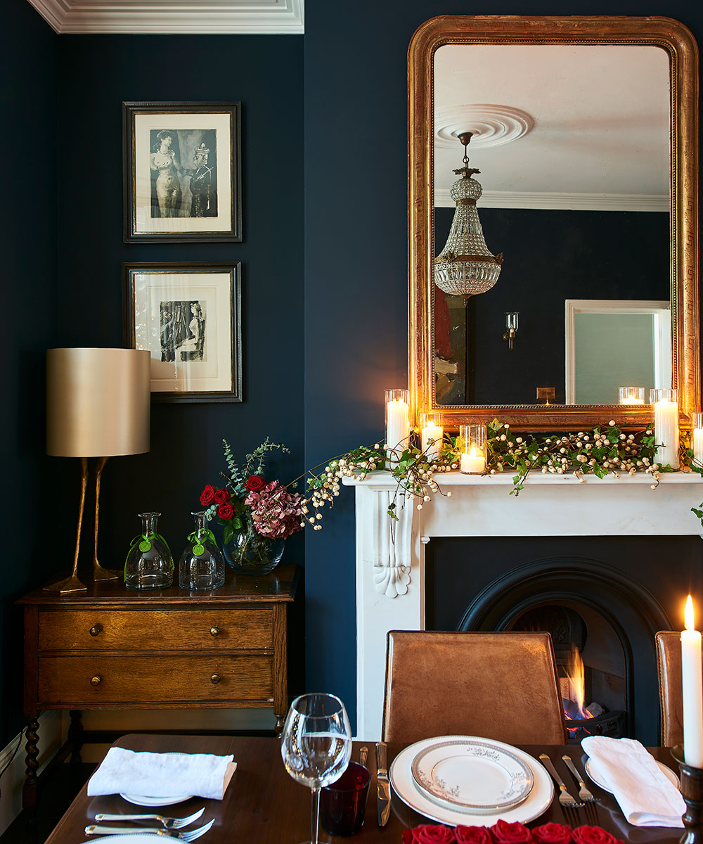 A Glamorous And Festive Edwardian Terrace In South East London Homes Gardens