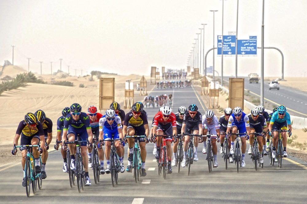 UAE Tour 2020 live TV guide - Cycling Weekly