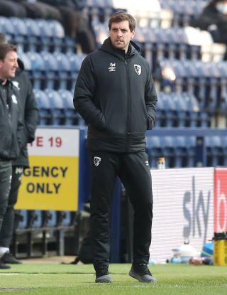 Preston North End v AFC Bournemouth – Sky Bet Championship – Deepdale