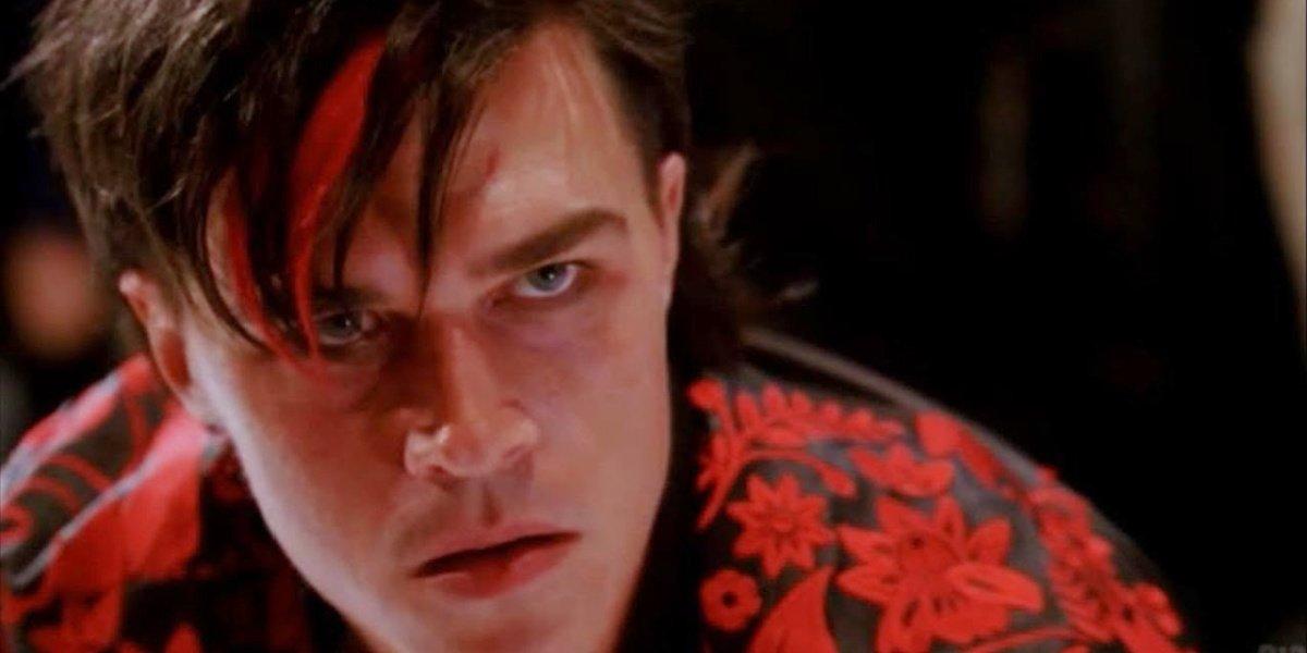 Finn Wittrock as Tristen in American Horror Story: Hotel.