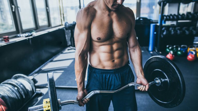 core training for heavier lifts