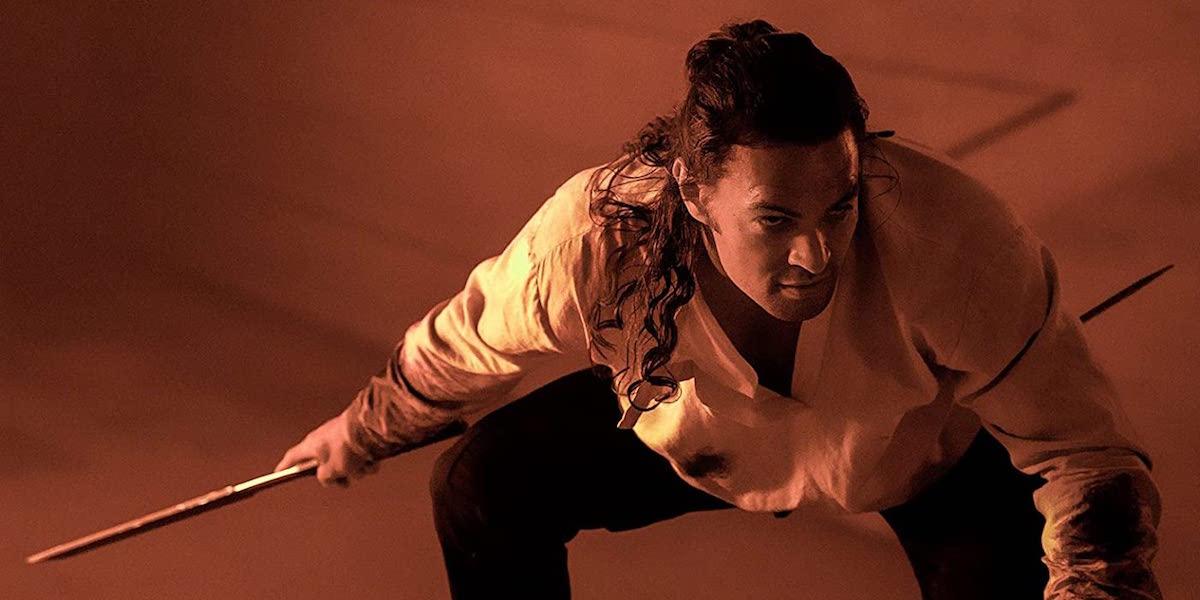 Jason Momoa as Duncan Idaho in Dune