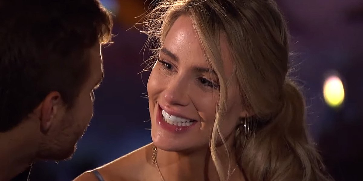 The Bachelor 2020 Peter Weber one-on-one date with Victoria Paul Victoria P. ABC