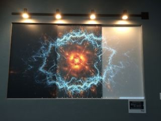 dnp to Demonstrate Supernova ALR Screens at InfoComm