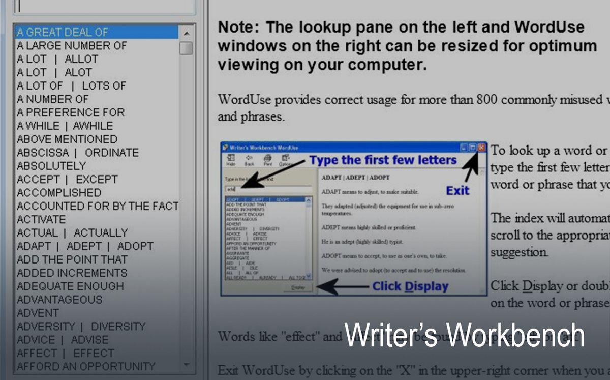 Best Writing Enhancement Software 2019 - Editing