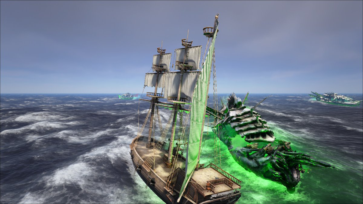 An Atlas bug gave NPC ships rapid-fire cannons that