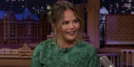 Chrissy Teigen Calls Out Husband John Legend For Leaving Her Out Of Grammy Speech