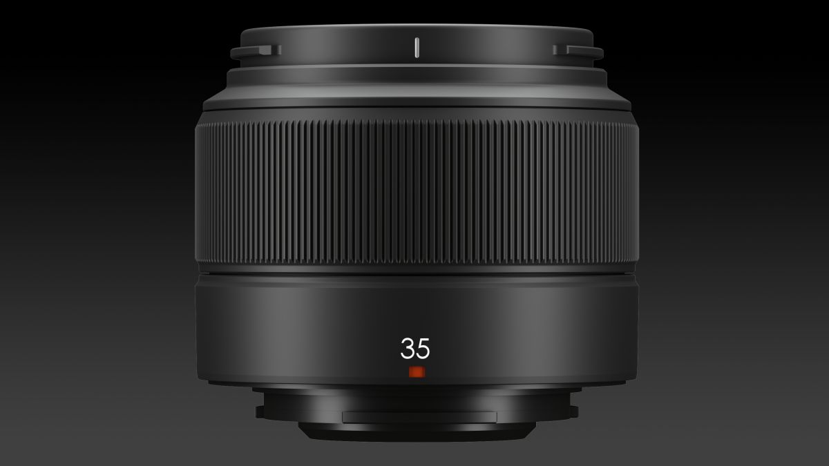 Fujifilm announces its THIRD 35mm lens, the Fujinon XC 35mm f/2