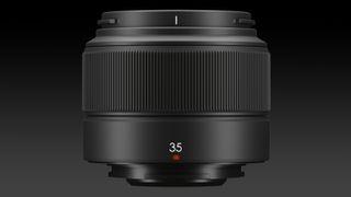 Fujifilm announces its THIRD 35mm lens, the Fujinon XC 35mm f/2