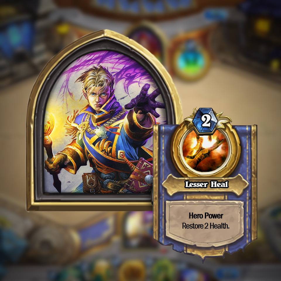 Hearthstone Golden Hero Screenshots And Video Released By Blizzard #30785