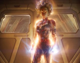 "A fast-moving Captain Marvel could explain her appearance in an ""Avengers: Endgame"" trailer."