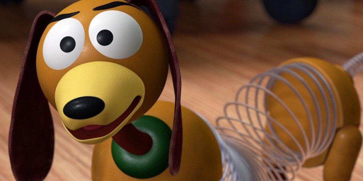 Slinky in Toy Story