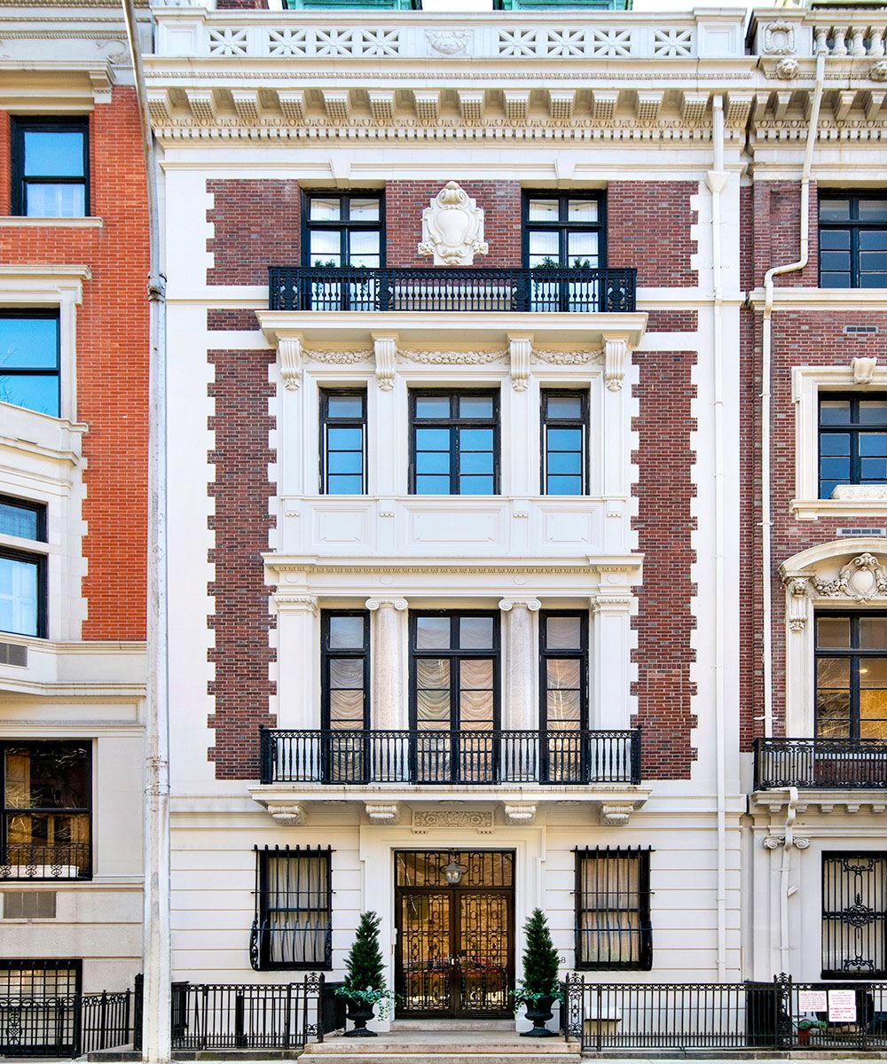 Tour Anne Hathaway's beautiful New York penthouse – recently renovated to show her impeccable taste