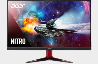 This 27-inch IPS monitor built for fast-action gaming is on sale for $200