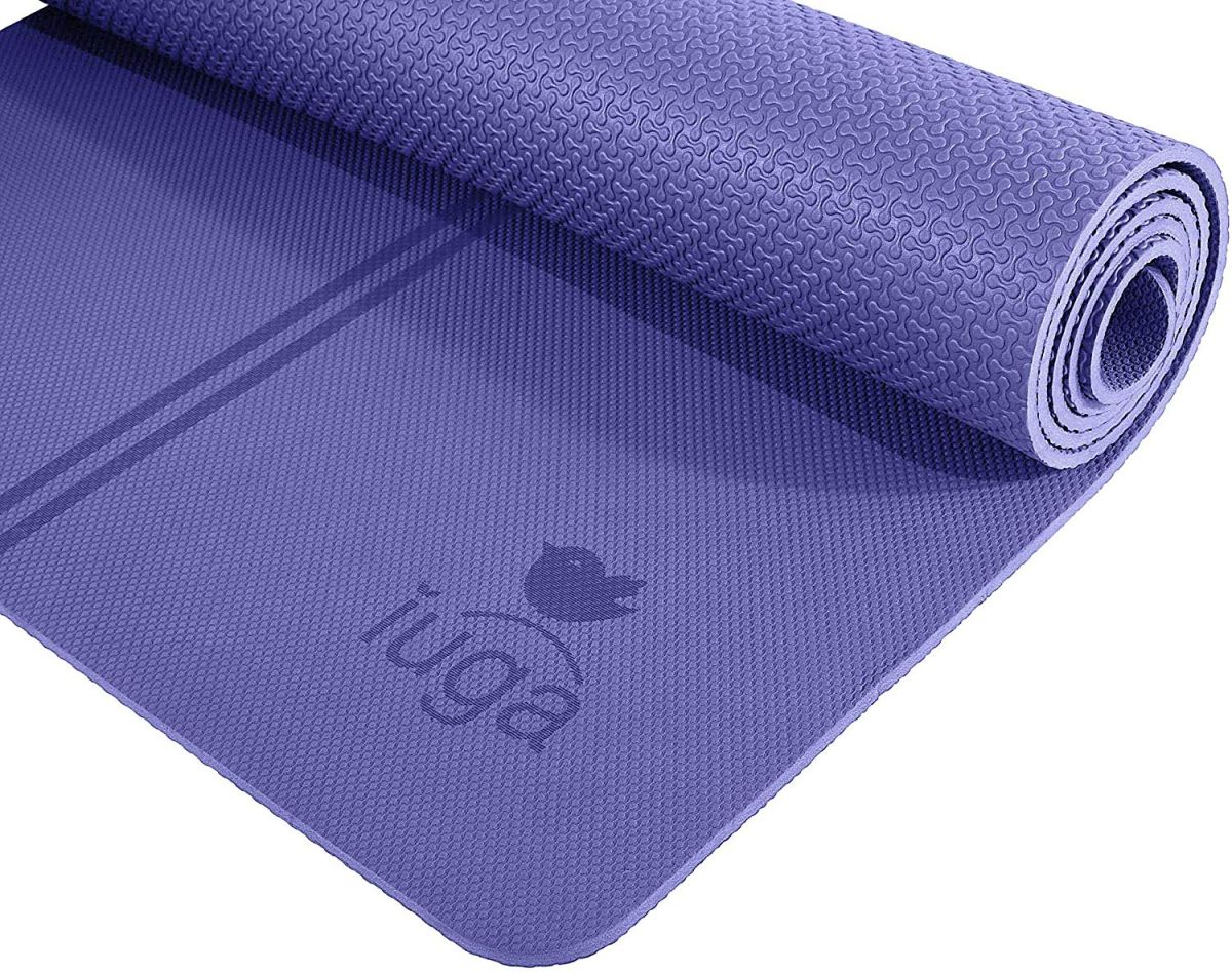 These Mood Boosting And Eco Friendly Yoga Mats Are On Sale Real Homes