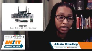 [VIDEO] AV/IT Weekly Update: MIPRO, VITEC, Platinum Tools, and Middle Atlantic Products