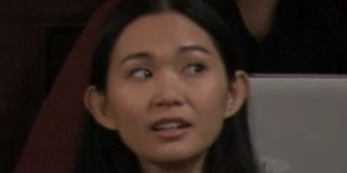 Hong Chau on How I Met Your Mother