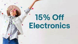 Get 15% off all electronics and gaming gear at ebay UK with a code today - but only until 8pm