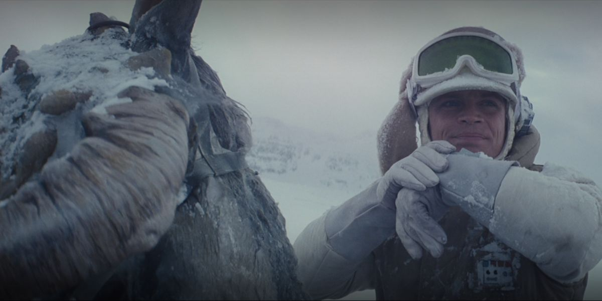 Lukeskywalker with tauntaun