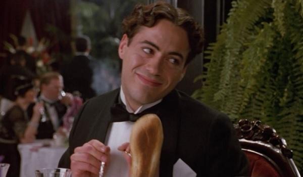 Chaplin Robert Downey Jr. Potato Dance