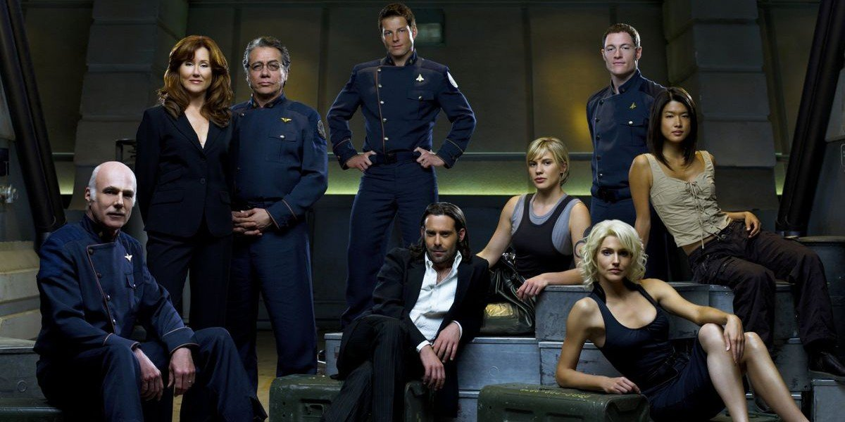 What The Battlestar Galactica Cast Is Doing Now 1