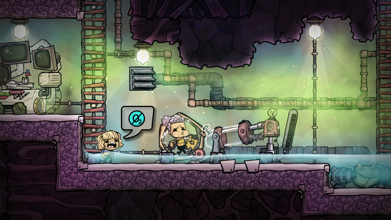 Oxygen Not Included is leaving Early Access on July 30 | PC Gamer