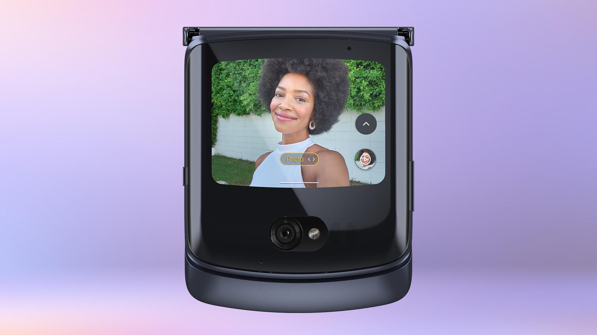 Best Foldable Phones: Motorola Razr 5G