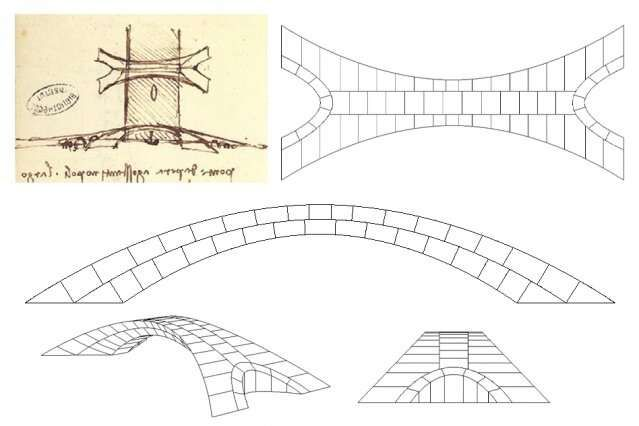 Da Vinci's Forgotten Design for the Longest Bridge in the World Proves What a Genius He Was