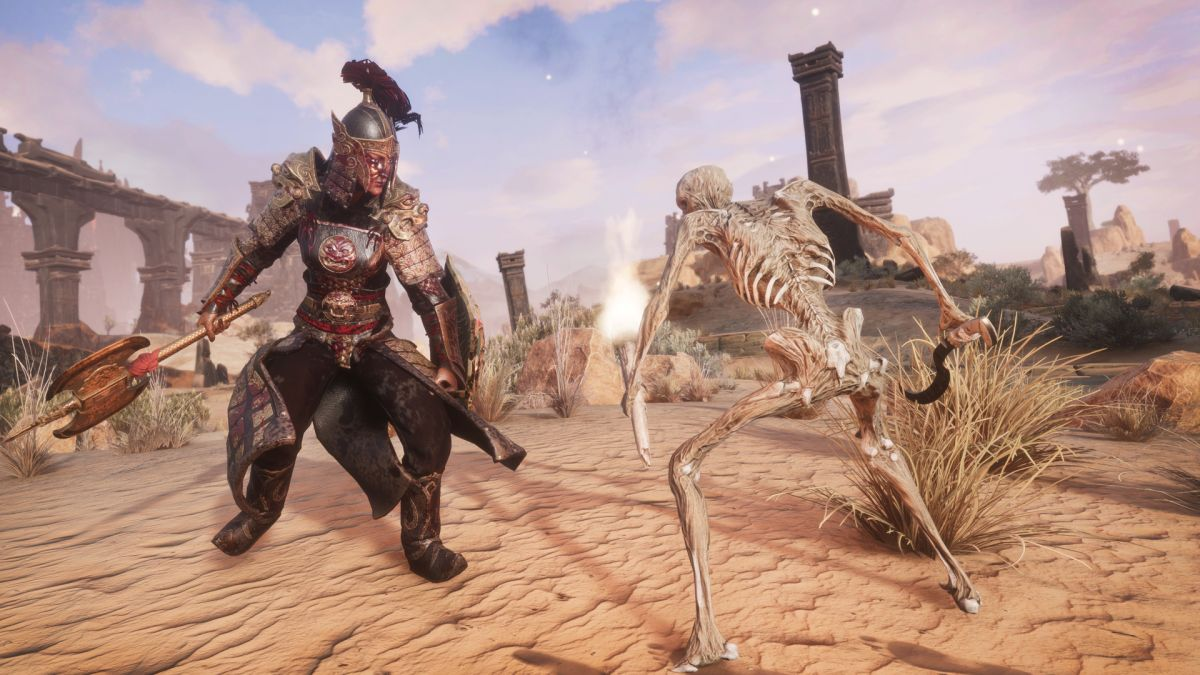 Conan Exiles DLC introduces buildings and armour from Khitai