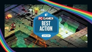 Our award for Best Action Game 2020 goes to Hades.