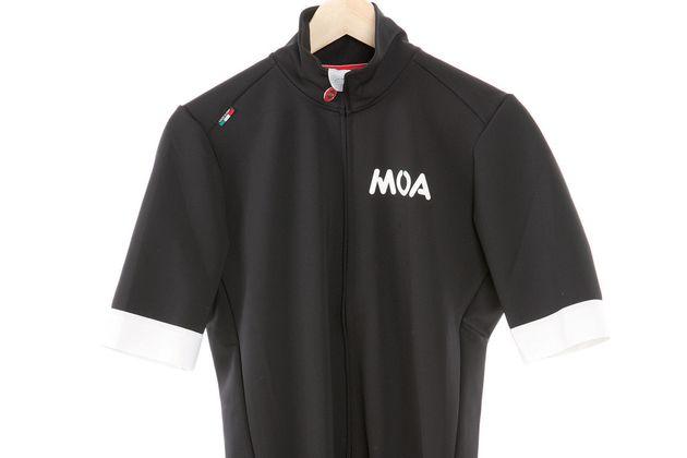 Moa Fredonia short-sleeve thermal jersey review - Cycling Weekly 57ed9ecda