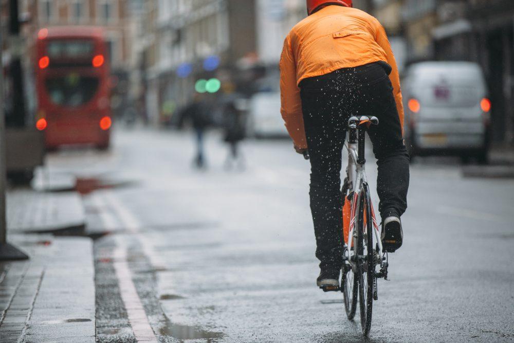 motivacion combinar el ciclismo y el trabajo
