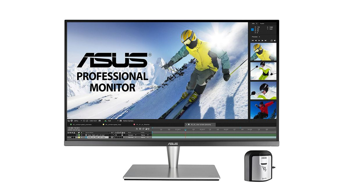 The best USB-C monitors in 2019: charge your laptop too | Creative Bloq