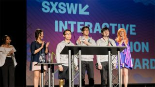 SXSW Interactive Innovation Awards– Finalist Showcase