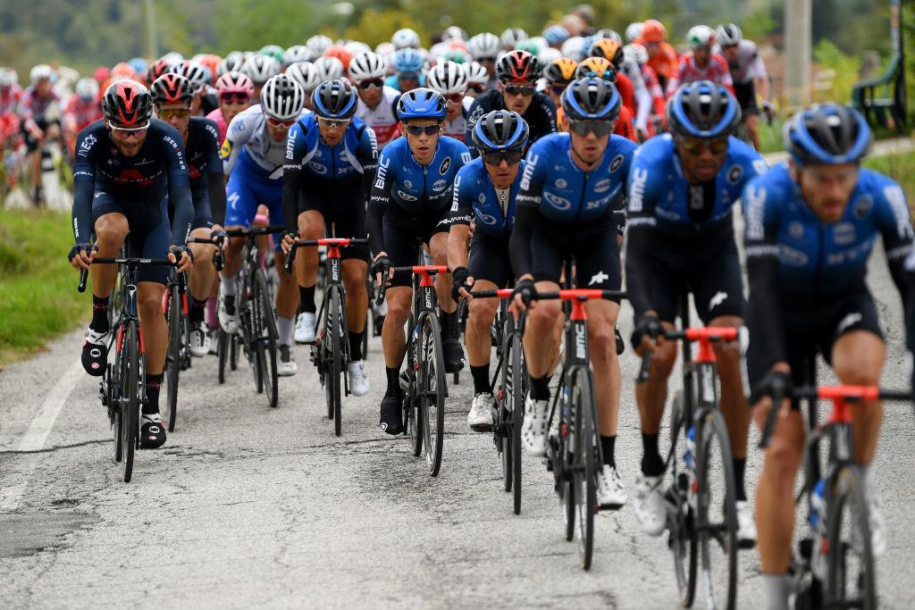 NTT Ghebreigzabhier Giro stage 12 2020 Cesenatico