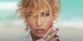Jennifer Lopez Is On A Yacht In An Itsy Bitsy, Teenie Weenie Yellow Bikini, So How Was Your Weekend?