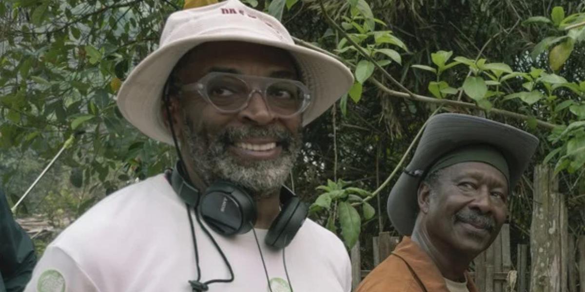 Spike Lee directing Da Five Bloods